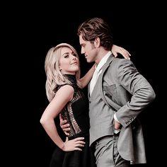 Julianne Hough + Aaron Tveit   Grease Live