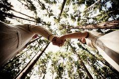 Escenarios para una boda: El bosque | UnionWep