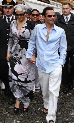 Who made Jennifer Lopez's black sunglasses that she wore in Portofino, September 20, 2008? Sunglasses – Lanvin Saratoga