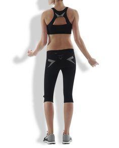 buy online 15efe 4206e 7 bästa bilderna på Träningskläder och träningsskor   Leggings, Navy ...