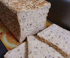 Recipe Jumbo White Multigrain Bread Loaf - Thermomumma by _b_e_v_ - Recipe of category Breads & rolls