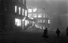 Germany's Mega Structures: A Berlin Flak Tower Through the Eyes of a Soldier Berlin 1945, Flak Tower, 25 Avril, Berlin Street, Bomb Shelter, Ww2 Photos, Air Raid, Total War, The Third Reich