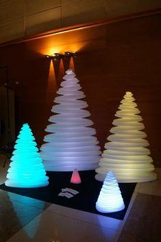 Chrismy lâmpada de árvore de Natal para casas modernas