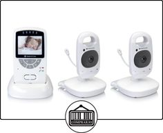 Amplicomms Watch and Care Digital Cordless Monitoring System with Colour Display (Multi-Set) by Amplicomms  ✿ Vigilabebés - Seguridad ✿ ▬► Ver oferta: http://comprar.io/goto/B00Y40BNDK
