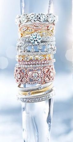 De Beers - Prissy Sassy Chic ❤