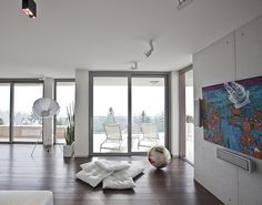 Penthouse Apartment in Budapest // Suto Interior Architects | Afflante.com