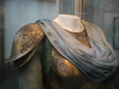 Frigga costume from Thor: The Dark World