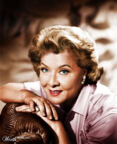 """Vivian Vance -- (7/26/1909-8/17/1979). Television & Theater Actress/Singer. She portrayed Ethel Mertz in """"I Love Lucy"""" and Vivian Bagley in """"The Lucy Show"""". Movies -- """"The Great Race"""" as Hester Goodbody, """"The Secret Fury"""" as Leah and """"The Blue Veil"""" as Alicia Torgersen. She suffered a stroke which left her partially paralyzed in 1977 and died of Bone Cancer (secondary to Breast Cancer) at age 70. Her birthname was Vivian Roberta Jones."""