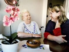 Care homes in Sweden have been trialing the six hour work day, with much success