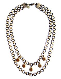 Artisan Jewelry That Fuses Old-World Elegance With Modern-Day Edge Fall Winter 2014, Spring Summer 2015, Artisan Jewelry, Chain, Crafts, Manualidades, Handmade Crafts, Diy Crafts, Craft