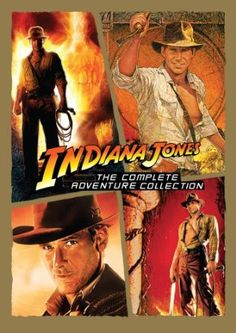 Indiana Jones: The Complete Adventure Collection (DVD)