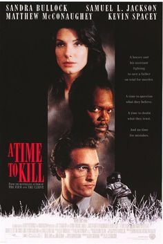 This movie comes in at #4 on my list.. A wonderful adaptation of a John Grisham novel.. This is by far McConauhey's best performance...  Great movie!!