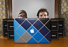 nice laptop skin, The Hood Internet