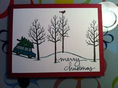 Stampin' Up! White Christmas an Endless Wishes #whitechristmas