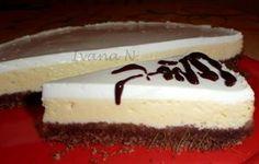 Show details for Recept - Cheesecake z lučiny a zakysané smetany Cheesecake Cupcakes, Tiramisu, Panna Cotta, Muffin, Sweet, Desserts, Food, Fitness, Recipes