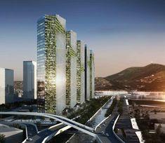 Trump Towers Proposal / Aflalo & Gasperini Arquitetos | Rio de Janeiro