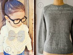 Seven Knitting Patterns for Fall