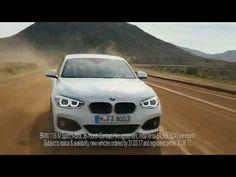 02 Jan 2017: The BMW 1 Series. Pure BMW.