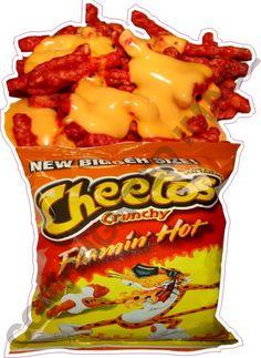 "cheetos | 14"" Hot Cheetos & Cheese Restaurant Bar Concession Trailer Food Truck ..."