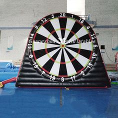 Inflatable #Football #Shooting #Darts #Board For #Sport,Giant Inflatable #Soccer #Darts
