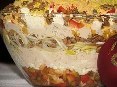 Tzatziki, Ketchup, Feta, Cake, Desserts, Salads, Tailgate Desserts, Deserts, Kuchen