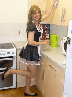 Cutie maid