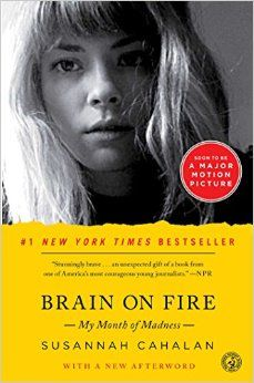 One of the best books I've read in a while.  This true story is a true page turner.  A normal 24 year old in NYC living a normal life all of a sudden experiences unexplained seizures and symptoms of psychosis.