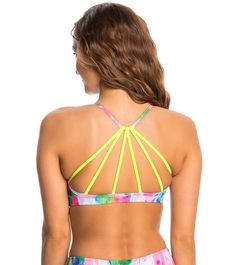 Onzie Triangle Yoga Sports Bra