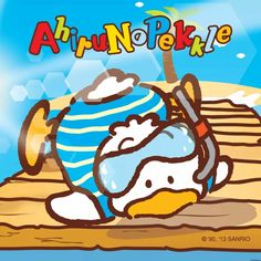 29 Best Pekkle Images Sanrio Sanrio Characters Hello Kitty