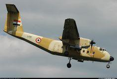 De Havilland Canada DHC-5D Buffalo - Egypt - Air Force | Aviation Photo #1359580 | Airliners.net