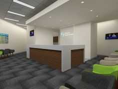 financial office lobby | kale chalmers ameriprise financial