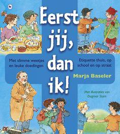 E T I Q U E T T E Dit boek maakt het leven van kinderen leuker en makkelijker. HET handboek voor het aanleren van sociale vaardigheden. Boordevol slimme weetjes en leuke doe-dingen. #etiquette #socialevaardigheden 6+