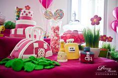 Candy bar infantil (propuesta del catering El Laurel de Elena y Lola)