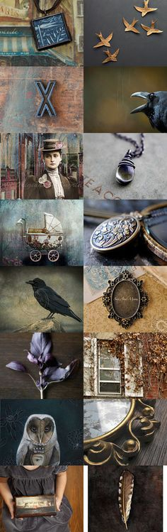 What the Raven Knew by Carice on Etsy--Pinned with TreasuryPin.com