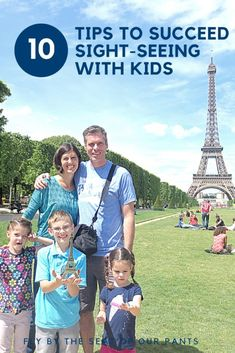 The BEST Sightseeing with Kids Tips | Easy Tricks to Engage your Child