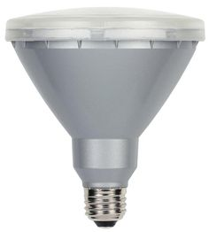 15 Watt (Replaces 90 Watt) PAR38 Reflector LED Outdoor Light Bulb, 3000K Warm White E26 (Medium) Base, 120 Volt Box, 2-Pack