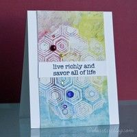 A Project by iheartart from our Stamping Cardmaking Galleries originally submitted 03/08/13 at 09:19 AM