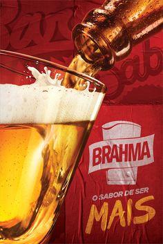 Brahma | O Sabor de ser Mais — Pict Estúdio