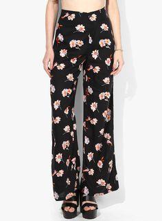 Buy Miss Selfridge Multicoloured Printed Regular Fit Palazzo Online - 2818680 - Jabong Palazzo, Miss Selfridge, Lakme Fashion Week, Pajama Pants, India, Prints, Shopping, Goa India, Sleep Pants