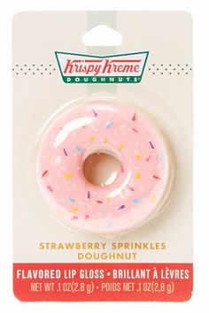 "Krispy Kreme Lip Balms Are Even More Beautiful Than That Glowing ""Hot Now"" Sign beauty secrets from around the world, beauty secrets and tips Beauty Tips For Skin, Beauty Secrets, Diy Beauty, Skin Care Tips, Beauty Hacks, Beauty Care, Beauty Guide, Natural Beauty, Homemade Beauty"