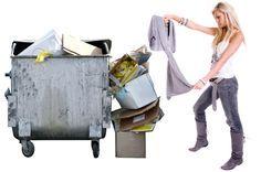 The art of dumpster diving