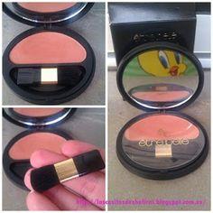 El Blog Las cositas de Zhafirai analiza en profundidad el maquillaje de rubor o colorete Blush On de être belle