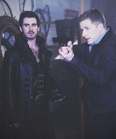 Hook and Charming, ouat