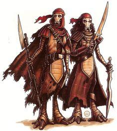 Kaleesh Warriors by Grievous-fangirl