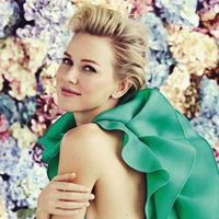 Naomi Watts on the cover of Vogue Australia