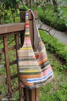 Hobo Shoulder Bag ~ DIY Tutorial Ideas!