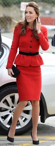 Kate Middleton in Nuova Zelanda - FOTO