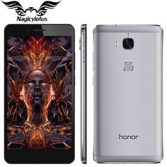 "Like and Share if you want this  Original HuaWei Honor 5X 4G FDD LTE Mobile Phone MSM8939 Android 5.5"" FHD 1080P 2/3GB RAM 16GB ROM 13.0MP Fingerprint Smartphone     Tag a friend who would love this!     FREE Shipping Worldwide     Get it here ---> http://webdesgincompany.com/products/original-huawei-honor-5x-4g-fdd-lte-mobile-phone-msm8939-android-5-5-fhd-1080p-23gb-ram-16gb-rom-13-0mp-fingerprint-smartphone/"