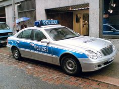 New German police car look (1 of 2) | Flickr - Photo Sharing!