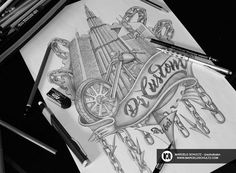 The Sketch Collection Vol02 by  Marcelo Schultz Curitiba, Brazil on Behance |  Drawing  | Fine Arts |  Illustration | Draw | Sketchbook | Typography | Lettering | Tipografia | Type | Pencil | Lápis | Black |